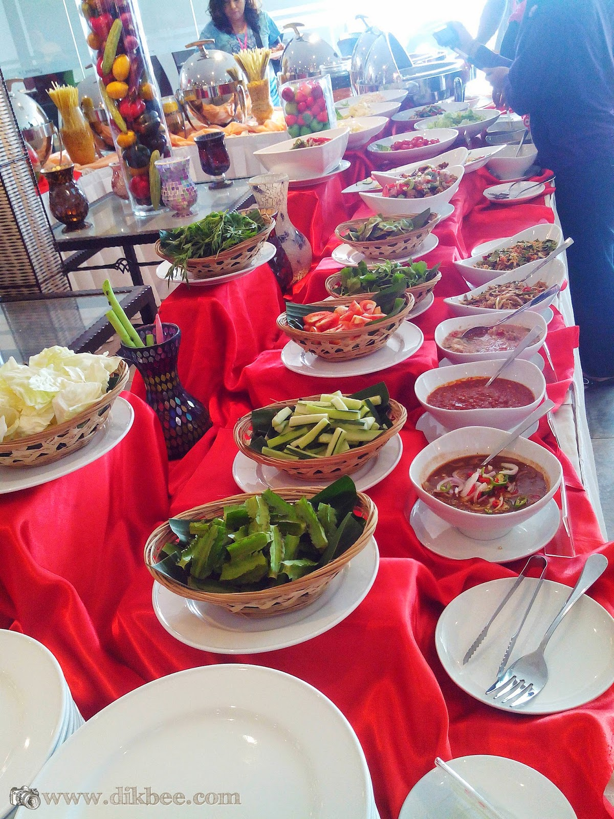 Hidangan Istimewa Di Hotel Casuarina @ Meru