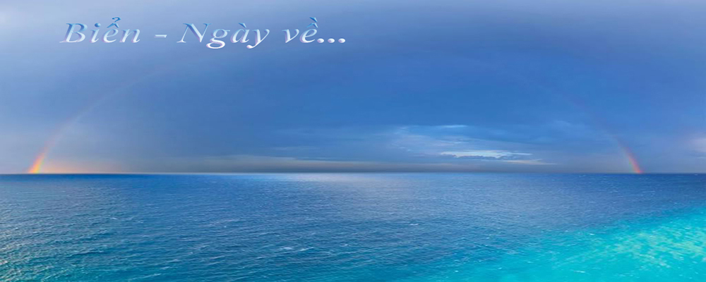 Biển - Ngày về...