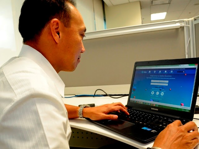 Globe launches Business Online Portal