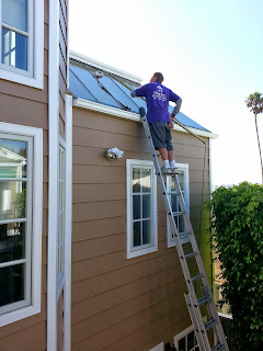 Corona Del Mar Skylight Cleaning