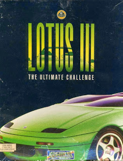 Lotus III - The Ultimate Challenge