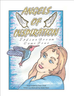 Angels of Inspiration First Book Cover!!