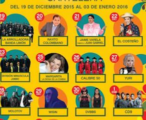 Feria Acapulco 2015-2016