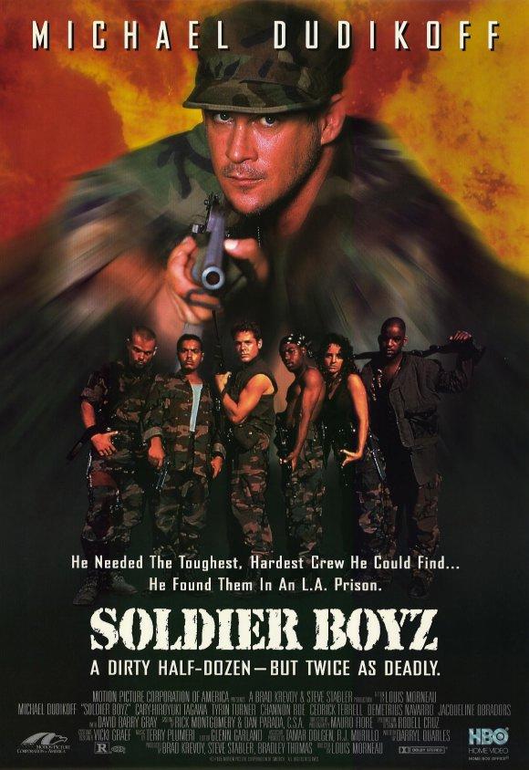 Soldier Boyz movie