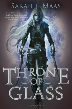 Review of the Throne of Glass Series by Sarah J Maas