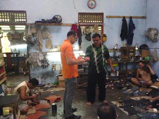 Iwan Piliang :  Sepatu Yoesani Kebanggaan Rang Piaman