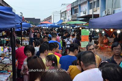 Mushroom-Pau-Bao-Johor-Bahru-Pasar-Malam-養生蘑菇包