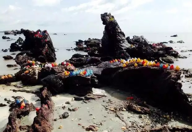 300 Objek MISTERI Di Temui Di Tanjung Balau