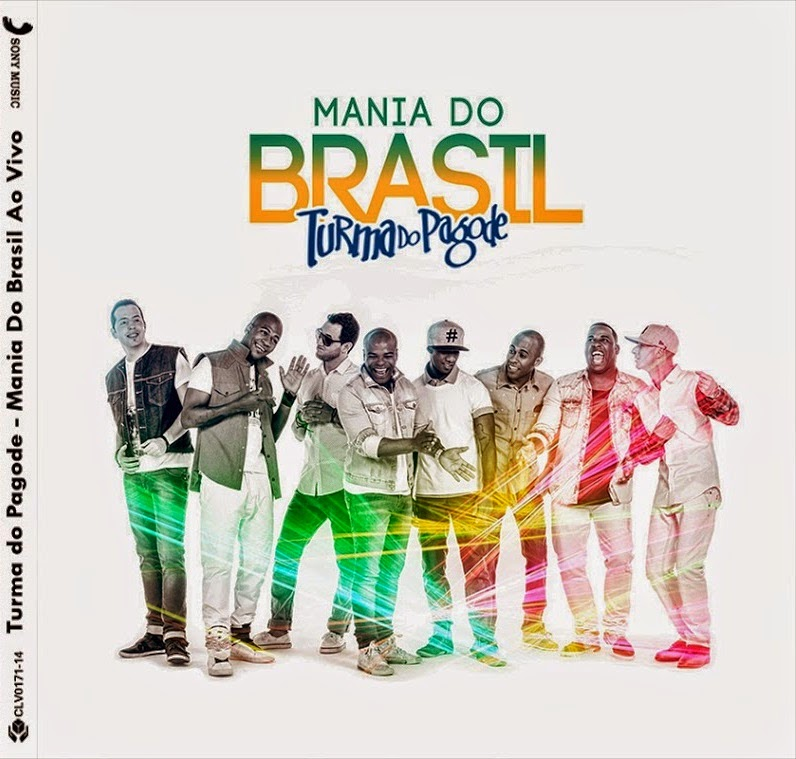 Download – Turma do Pagode   Mania Do Brasil – 2014