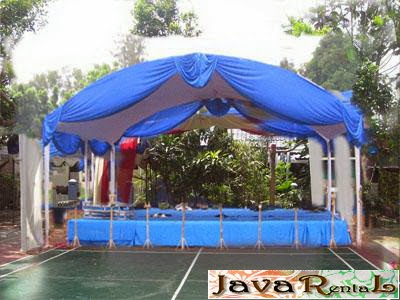 Sewa Tenda Canopy