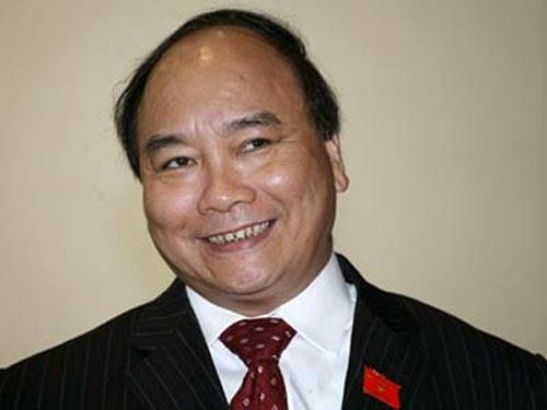 Ủy viên BCT Nguyễn Xuân Phúc - Kẻ phản trắc