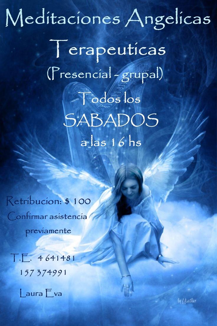♥ MEDITACIONES ANGELICAS TERAPEUTICAS ♥