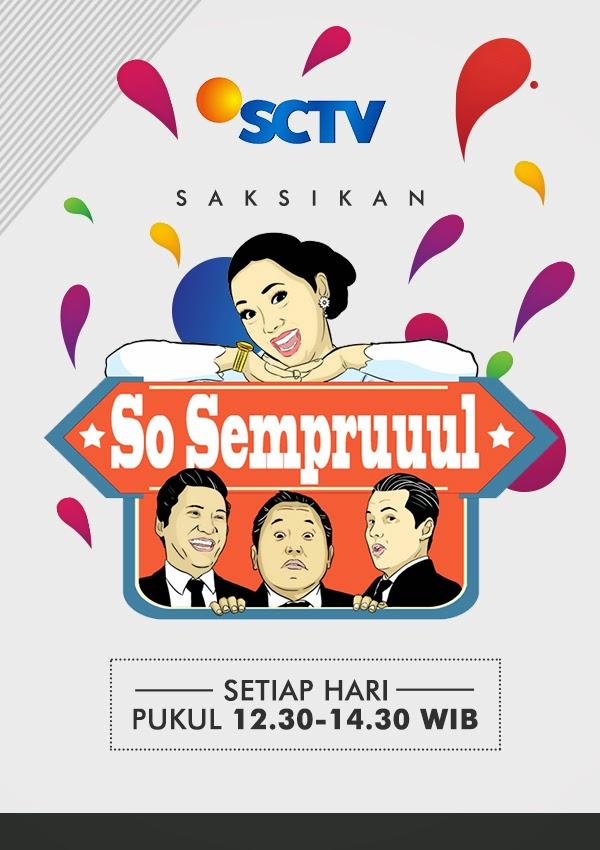 So Sempruuul SCTV 2015