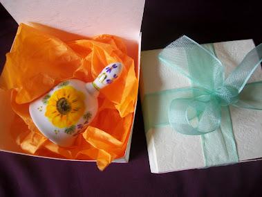 Bomboniera: Campanelle con dedica personalizzata per nuova nascita, a partire da 7€ con dedica 9€