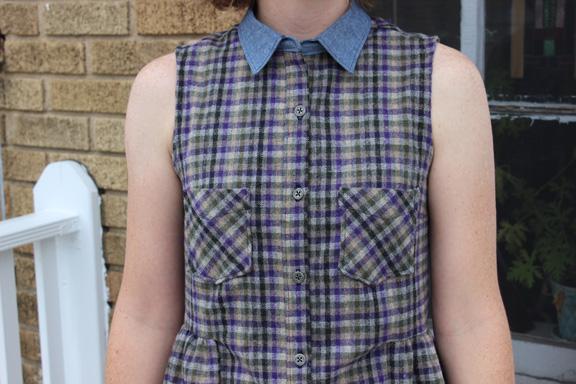 Grainline Studio's Alder Shirtdress