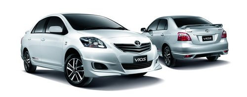 Toyota New Vios TRD Sportivo