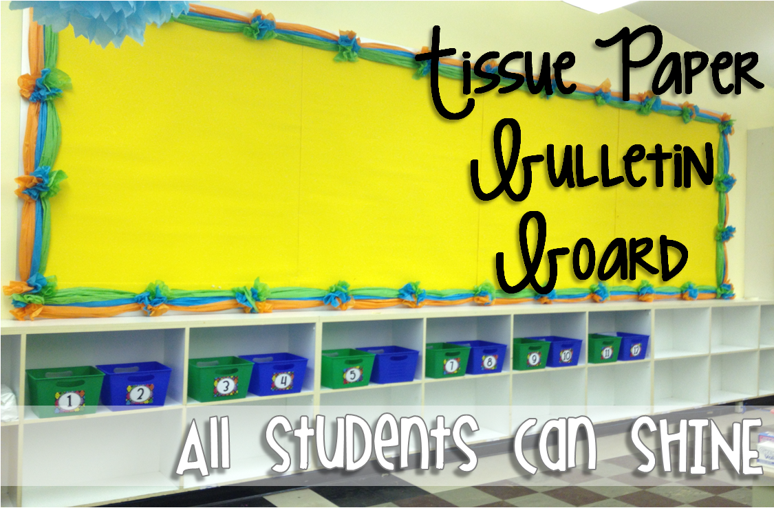 Classroom decor and organization all students can shine