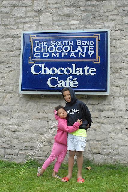 The South Bend Chocolate Company Chocolate Cafe #PutinBay