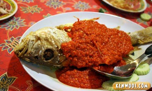 malacca nyonya food