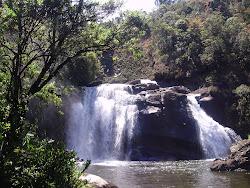 Cachoeira d-o Bracuy e Mimoso  -  Serra da Bocaina