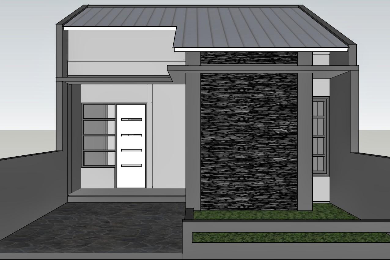 Rumah Dsain Desain Rumah Tumbuh Minimalis