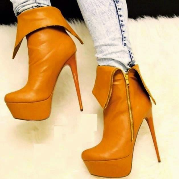 Ankle Booties designs.