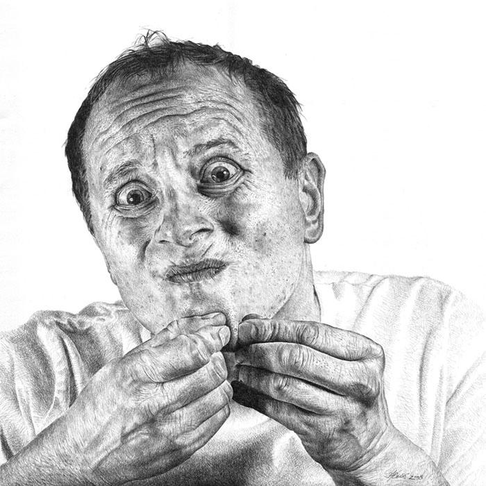 Heikki Leis ilustra Heiki Trolla