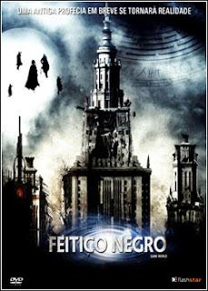 Download - Feitiço Negro DVDRip - AVI - Dual Áudio