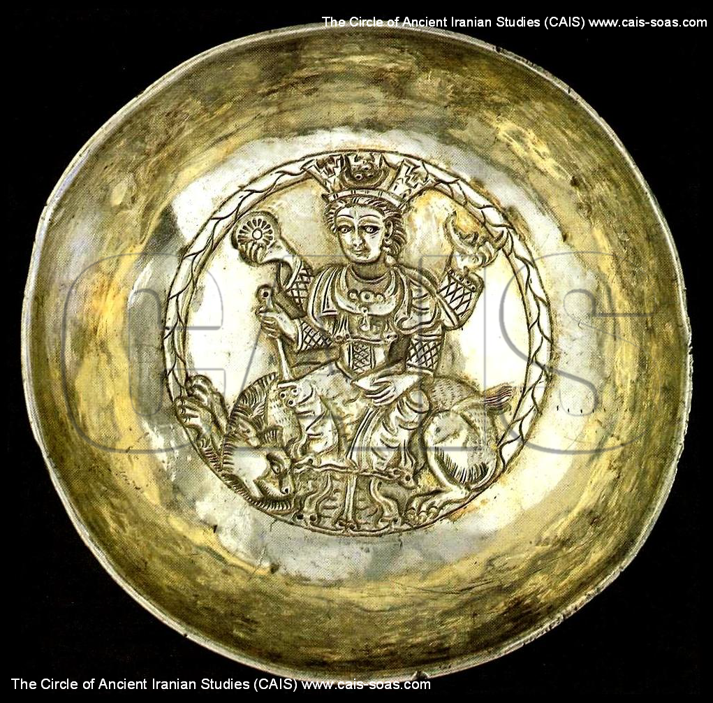 Okar Research The Goddess Anahitacred Water Mithra 436 Bc