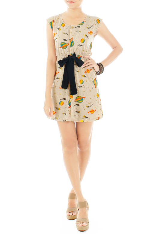 Amazing Space PETITE Sundress
