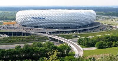 Allianz Arena, München, Munich