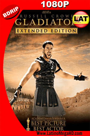 El Gladiador (2000) Latino HD BDRIP 1080P ()