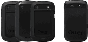 OtterBox cases for Bold 9900, 9930, Torch 9810 BlackBerry 7 smartphones