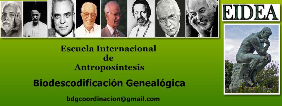 Biodescodificacion Genealogica