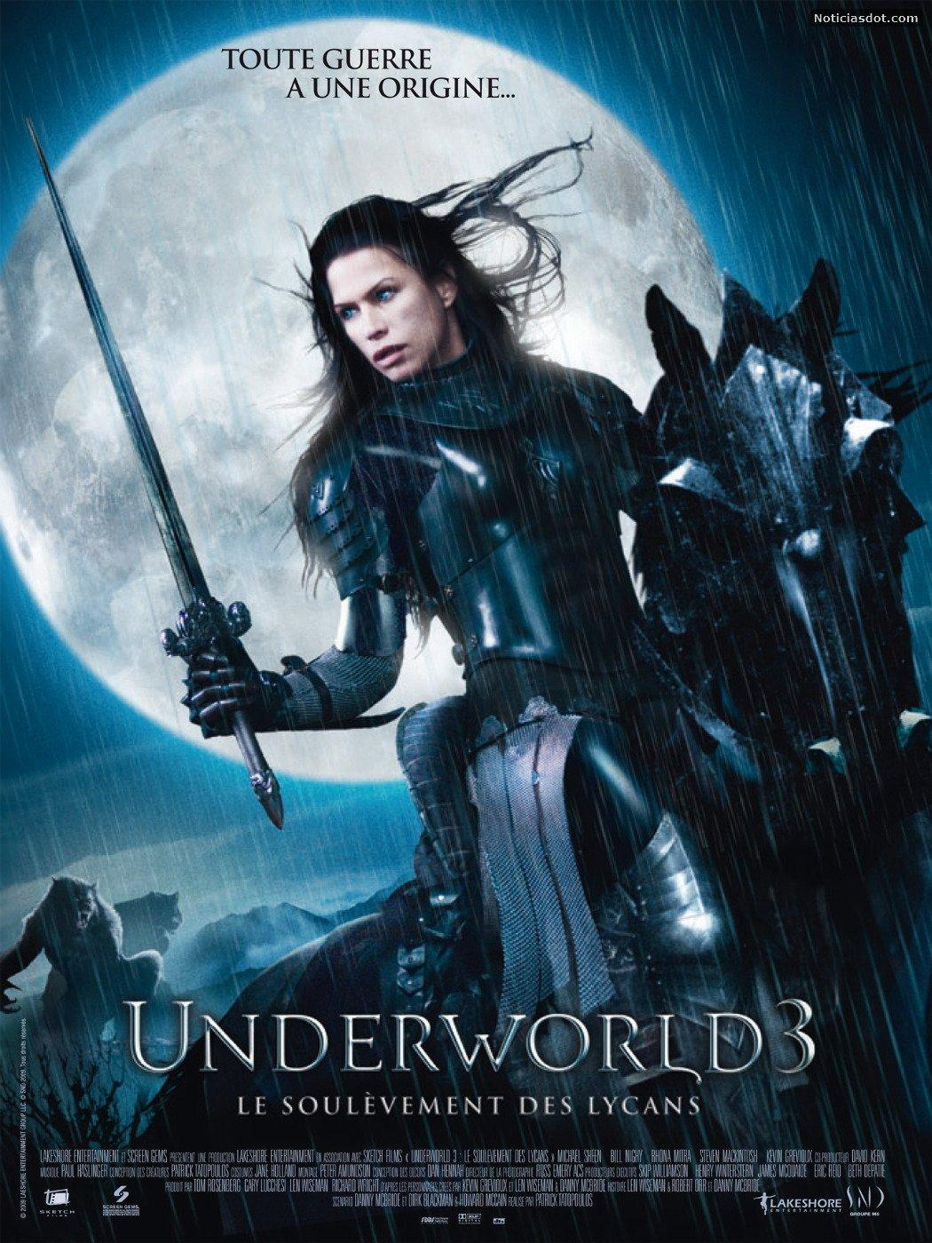 Descargar Underworld 3 - Inframundo 3 - Español Latino - Mediafire
