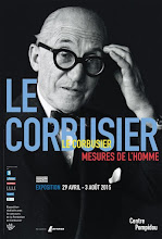 Actu expos / Le Corbusier, Mesures de l'homme