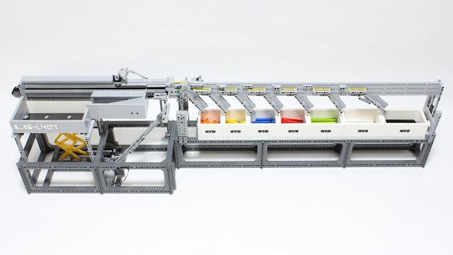 Akiyuky LEGO sorter liftarm