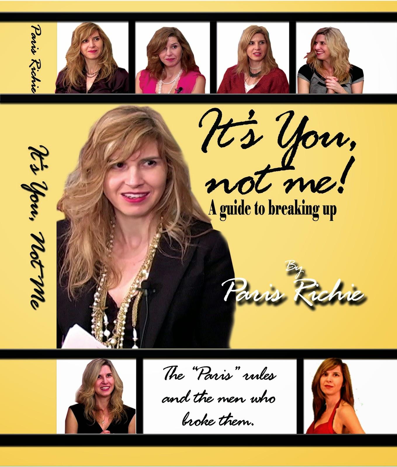 A self help book Paris Richie style!