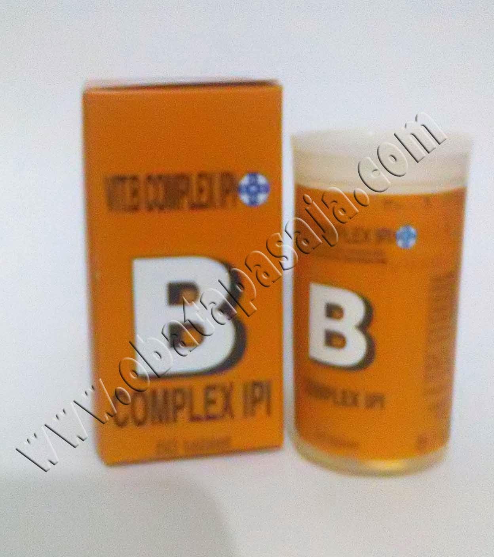 Vitamin B Komplek ipi
