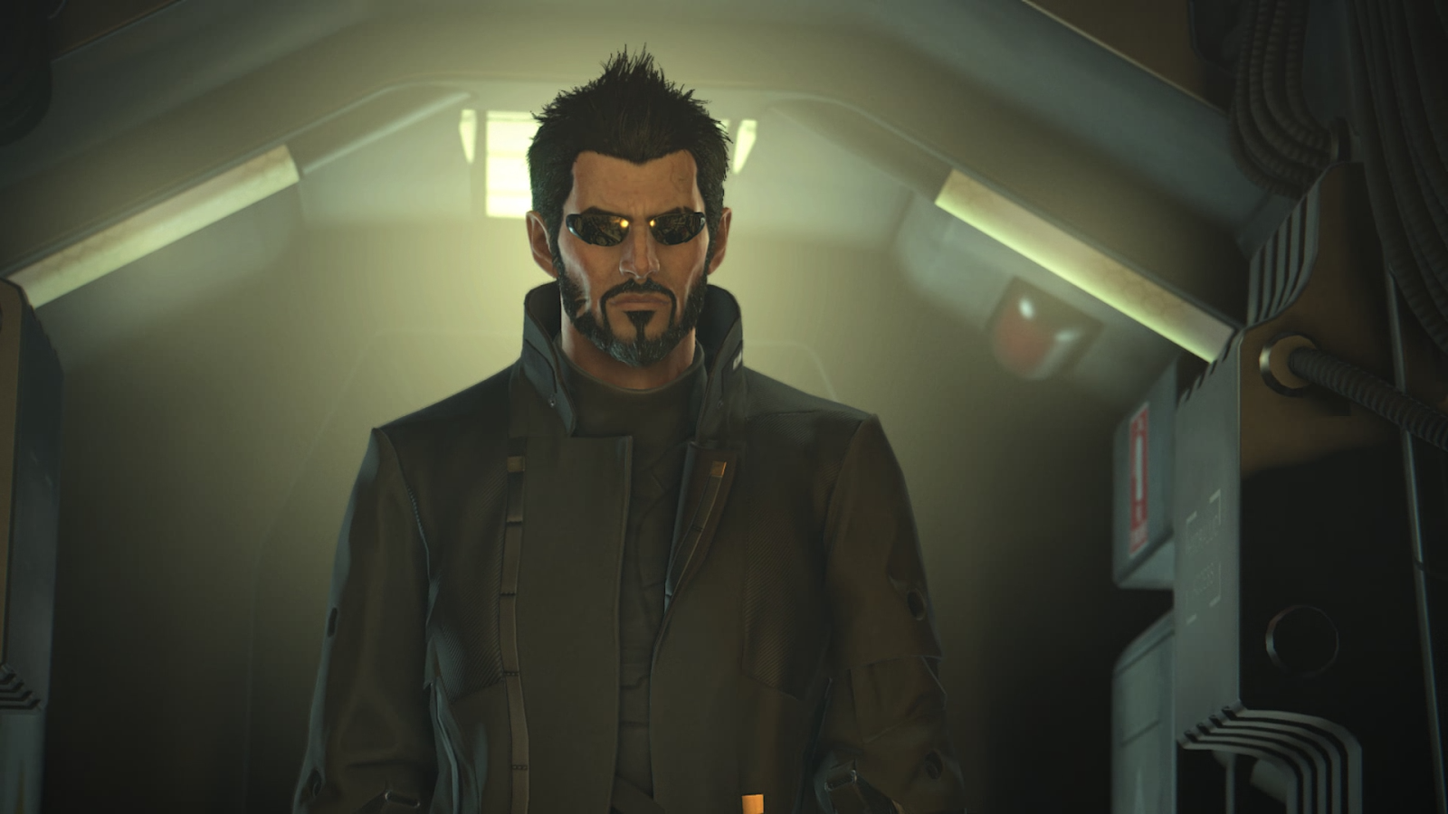 SQUARE ENIX - Games - Deus Ex: Mankind Divided