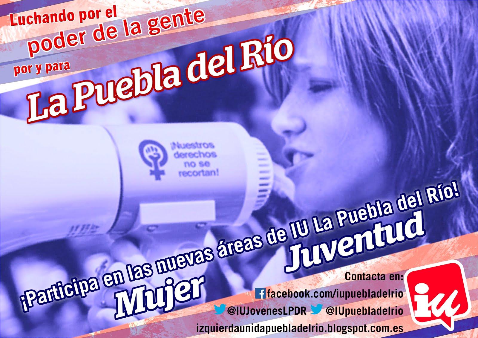 Área Mujer IU La Puebla del Río