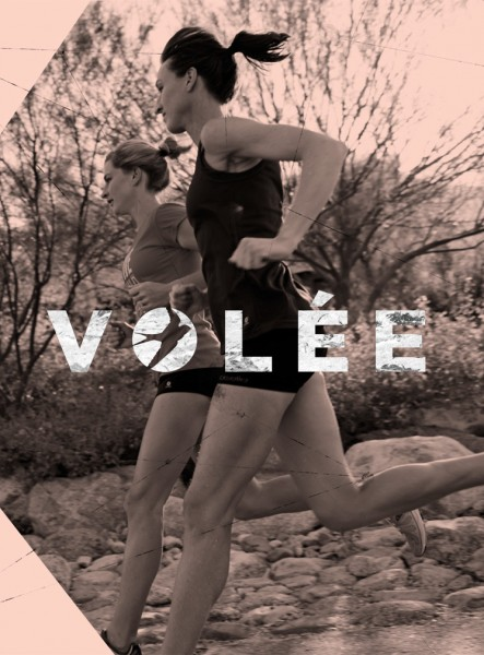 I Run for Oiselle Volee