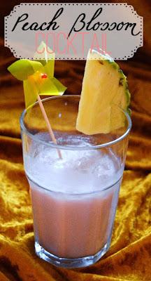 Foto vom Cocktail Peach Blossom