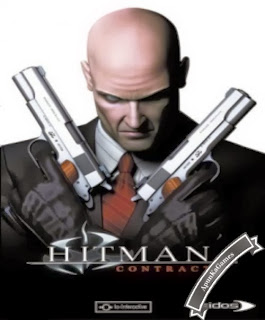 Hitman 3: Contracts Cover, Poster