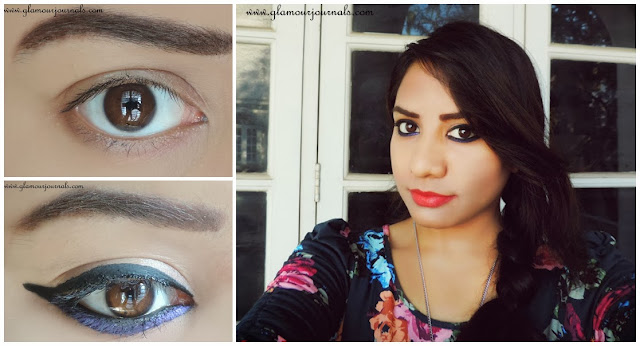 Easy Colored Eyeliner Tutorial