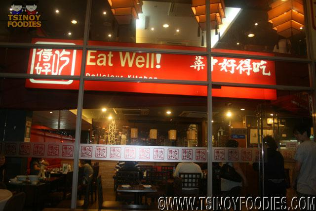 eat well delicious kitchen