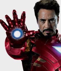 Os Vingadores - Homem de Ferro - Robert Downey Jr.