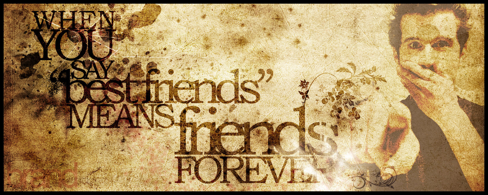 Cool Friendship Day  Friends are God s Gift  My Friends ROCK  Rainbow    Best Friends Forever Quotes Wallpapers