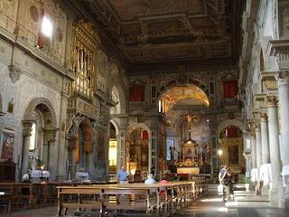 chiesa ognissanti