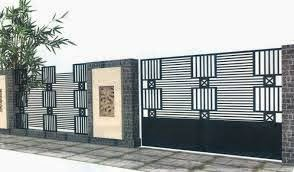 Memilih pagar rumah minimalis 2